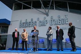 Aéroport de Béziers